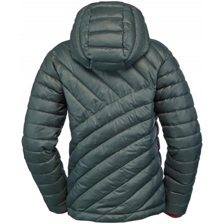 Dětská zimní bunda - Columbia POWDER LITE PUFFER - 2