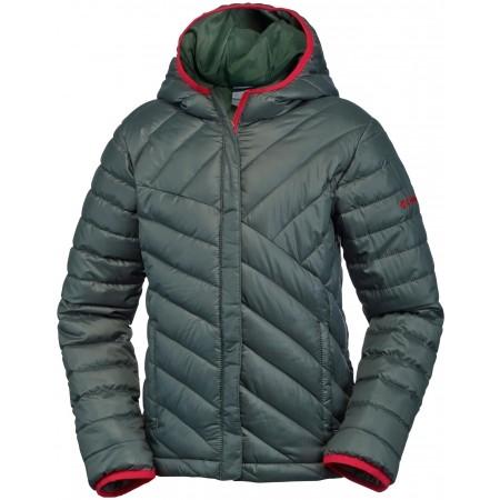 Dětská zimní bunda - Columbia POWDER LITE PUFFER - 1