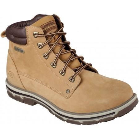 Pánske členkové zimné topánky - Skechers AMSON - 1
