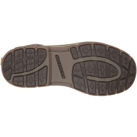 Pánske členkové zimné topánky - Skechers AMSON - 5