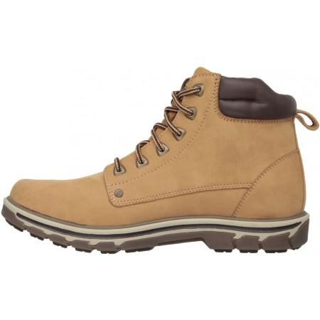 Pánske členkové zimné topánky - Skechers AMSON - 3
