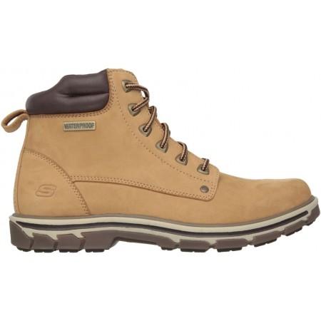 Pánske členkové zimné topánky - Skechers AMSON - 2