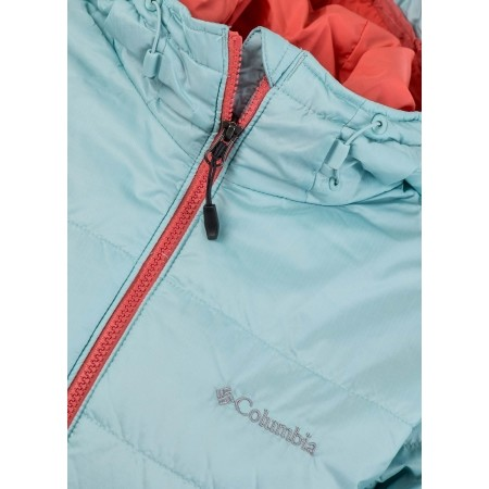 Dámska zimná bunda - Columbia GO TO HOODED JACKET - 4