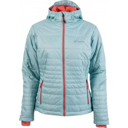 Dámska zimná bunda - Columbia GO TO HOODED JACKET - 1