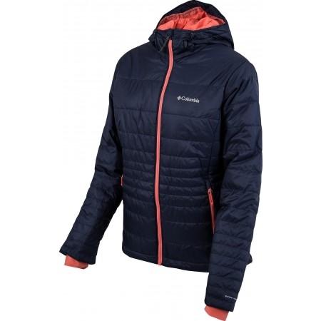Dámska zimná bunda - Columbia GO TO HOODED JACKET - 7