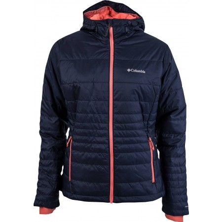 Dámska zimná bunda - Columbia GO TO HOODED JACKET - 6