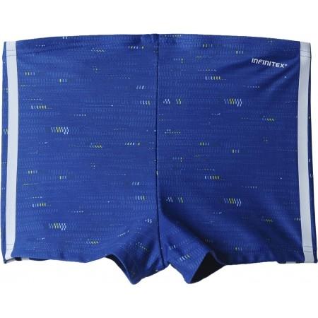Chlapecké plavky - adidas I 3S BX PR Y - 2
