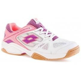 Lotto JUMPER VI JR L - Dětská sálová obuv