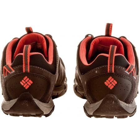 Дамски спортни  обувки - Columbia CONSPIRACY RAZOR LTHR - 5