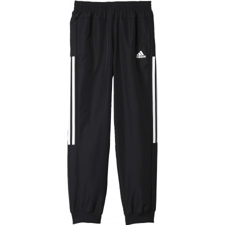 Chlapecké kalhoty - adidas GEAR UP WOVEN PANT CLOSED HEM - 1