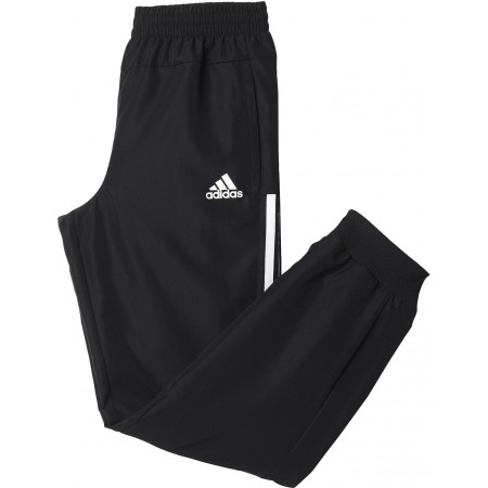 Chlapecké kalhoty - adidas GEAR UP WOVEN PANT CLOSED HEM - 3