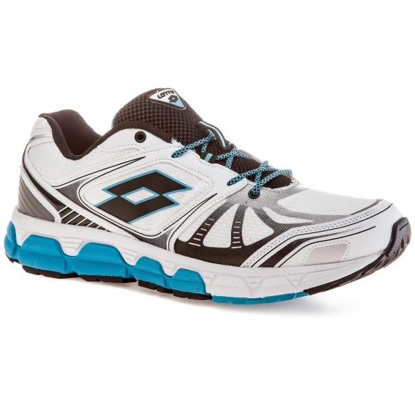 Lotto SHADERUN II bílá 10.5 - Pánská běžecká obuv