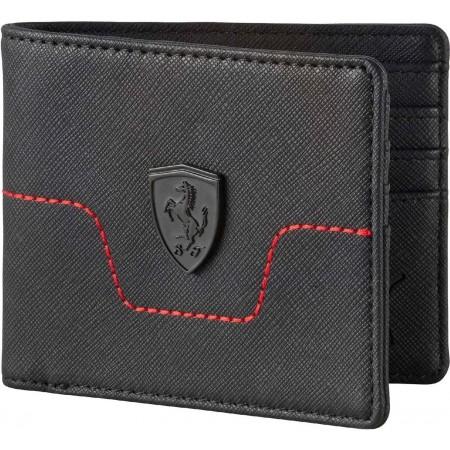 154e81760c699 Stylowy portfel męski - Puma FERRARI LS WALLET M - 1