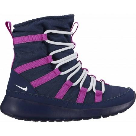 Încălțăminte de iarnă pentru fete - Nike ROSHE ONE HI - 1