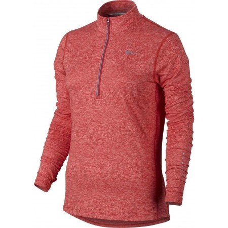 Dámske bežecké tričko - Nike NIKE ELEMENT HALF ZIP - 7