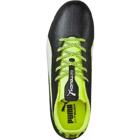Kinder Fußballschuhe - Puma evoTOUCH 3 FG JR - 4