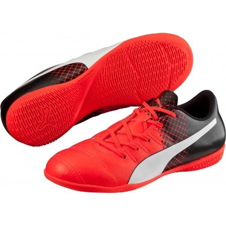 Детски обувки за спорт в зала - Puma EVOPOWER 4.3 TRICKS IT JR - 1