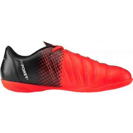 Детски обувки за спорт в зала - Puma EVOPOWER 4.3 TRICKS IT JR - 3
