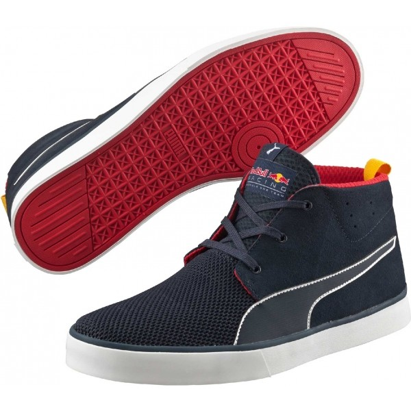 Puma RBR DESERT BOOT - Pánske členkové topánky