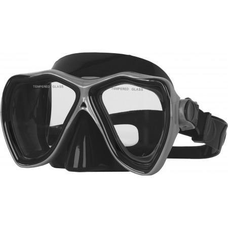 Maska do nurkowania - Miton AVALON
