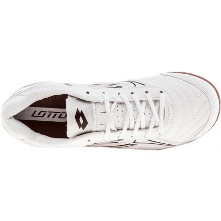 Детски обувки за спорт в зала - Lotto TORCIDA XIV ID JR - 3