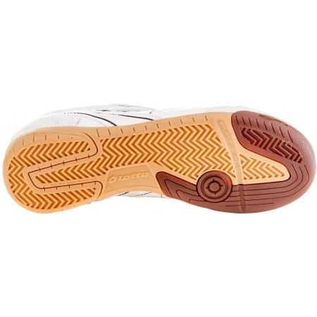 Детски обувки за спорт в зала - Lotto TORCIDA XIV ID JR - 4