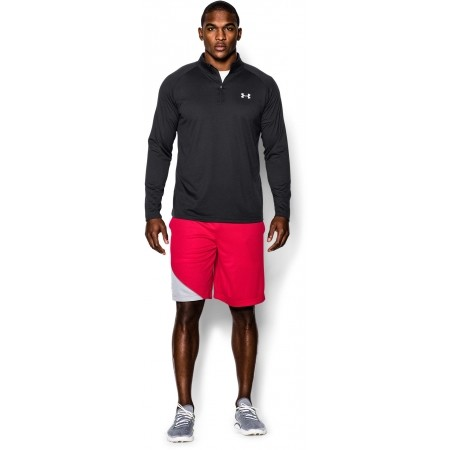 Hanorac funcțional bărbați - Under Armour TECH 1/4 ZIP - 4