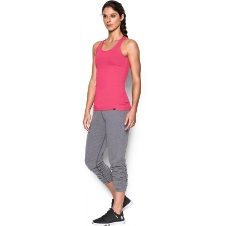 Women's functional singlet - Under Armour TECH VICTORY TANK - 4