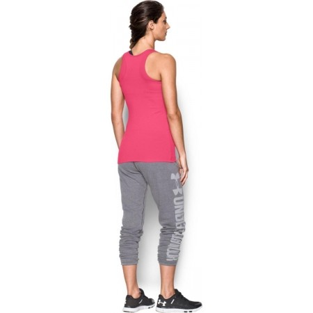 Women's functional singlet - Under Armour TECH VICTORY TANK - 5