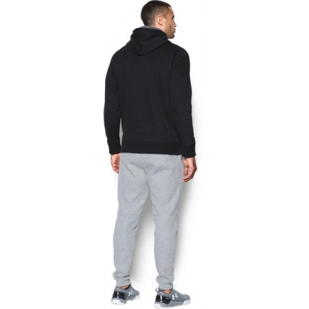 Férfi pulóver - Under Armour STORM RIVAL COTTON HOODIE - 5 62d12c21ca