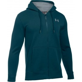 Under Armour STORM RIVAL COTTON FULL ZIP - Bluza męska
