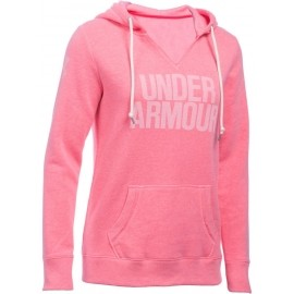 Under Armour FAVORITE FLEECE WM POPOVER - Bluza damska