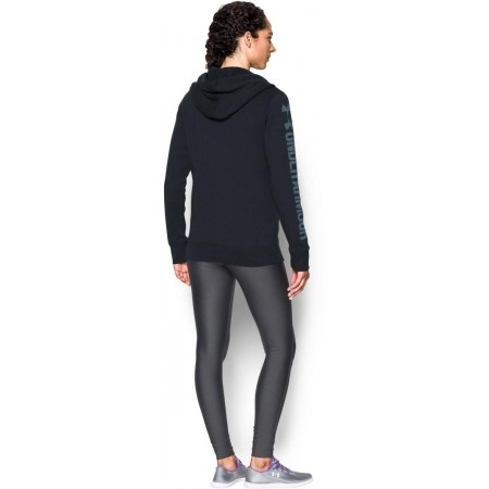 Дамски суитшърт - Under Armour FAVORITE FLEECE FULL ZIP - 5