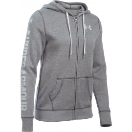 Under Armour FAVORITE FLEECE FULL ZIP - Dámská mikina