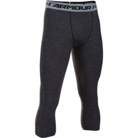 Under Armour HG ARMOUR TWIST 3/4 LEGGING - Men's 3/4 length compression tights
