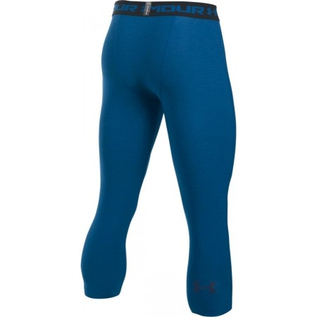 Pánske 3/4 kompresný legíny - Under Armour HG ARMOUR TWIST 3/4 LEGGING - 2
