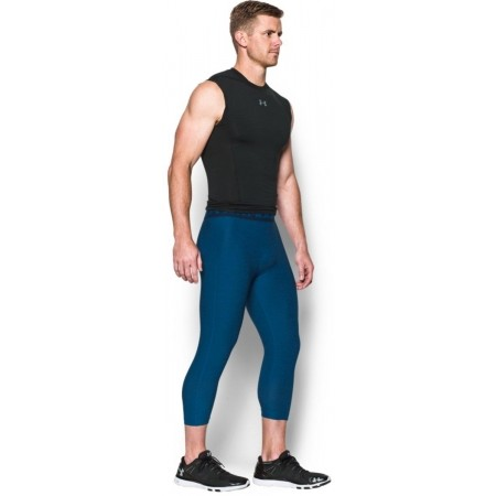 Pánske 3/4 kompresný legíny - Under Armour HG ARMOUR TWIST 3/4 LEGGING - 4