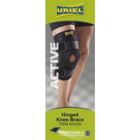 AC43D - Knee bandage with joint reinforcement - Uriel AC43D