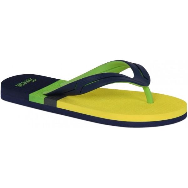 Aress ZVONKO žlutá 34 - Dětské žabky