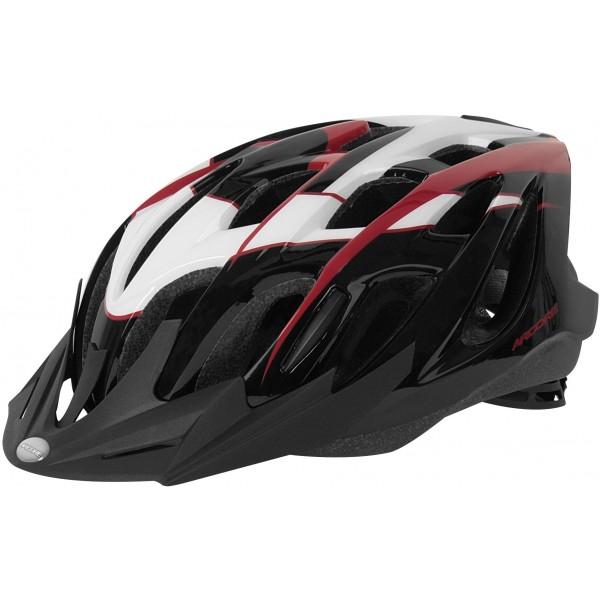 Arcore STEAM piros (55 - 62) - Kerékpáros sisak - Arcore