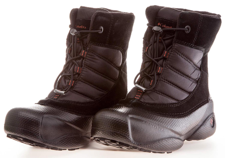Columbia YOUTH ROPE TOW KIDS. Dětská zimní obuv. Dětská zimní obuv 7300369b5f