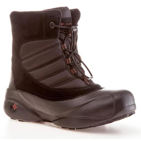 Columbia YOUTH ROPE TOW JUNIOR fekete 2 - Gyerek téli cipő