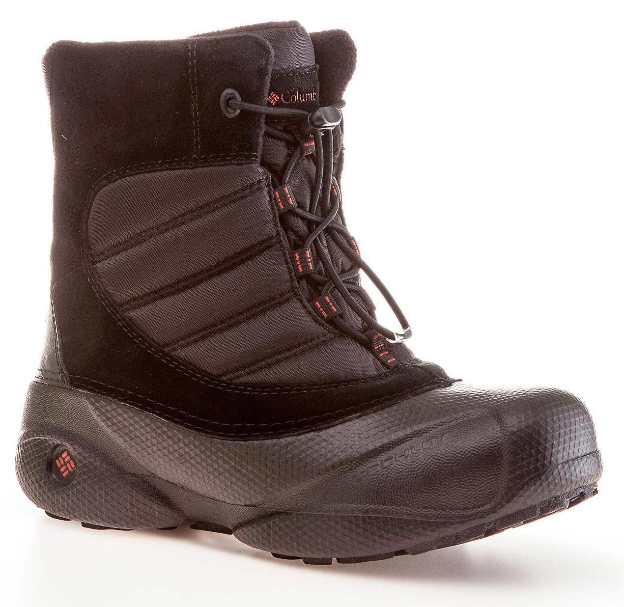 b8a4e69840aaf Columbia YOUTH ROPE TOW JUNIOR. Detská zimná obuv