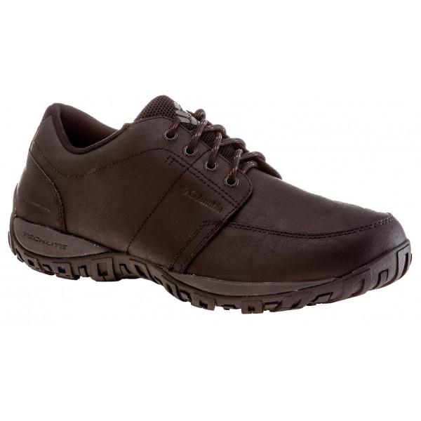 Columbia WOODBURN II černá 11 - Pánská obuv pro volný čas