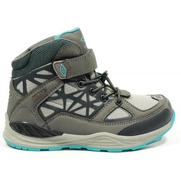 Umbro RAUD zelená 35 - Dětská outdoorová obuv