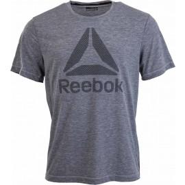 Reebok WORKOUT READY BIG LOGO SUPREMIUM TEE - Tricou de bărbați