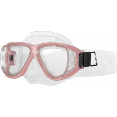 Mască scufundări de damă - Miton TOBAGO