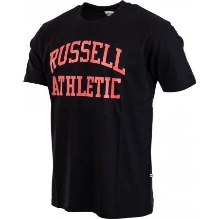 Tricou modern bărbați - Russell Athletic ARCH LOGO - 2