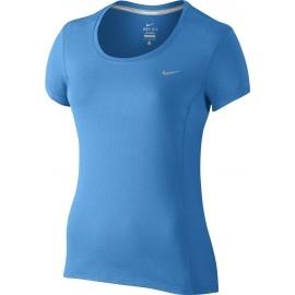 Nike DRI-FIT CONTOUR SS - Koszulka sportowa damska
