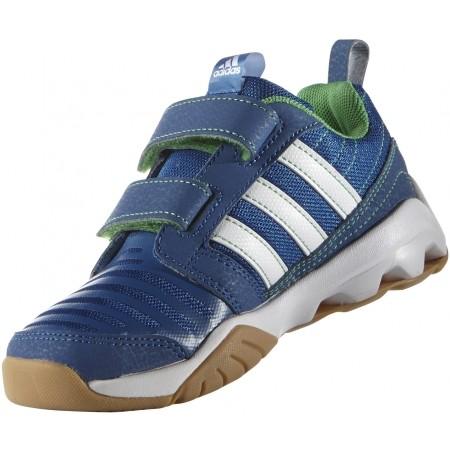 Dětská sálová obuv - adidas GYMPLUS 3 CF K - 4 02914dfa73